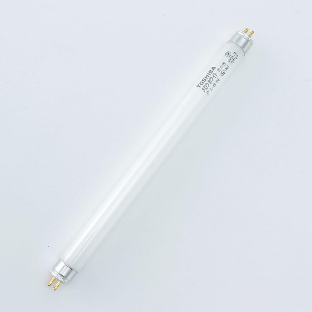 東芝 メロウホワイト 直管 6W 昼白色 FL6N PACK, , product