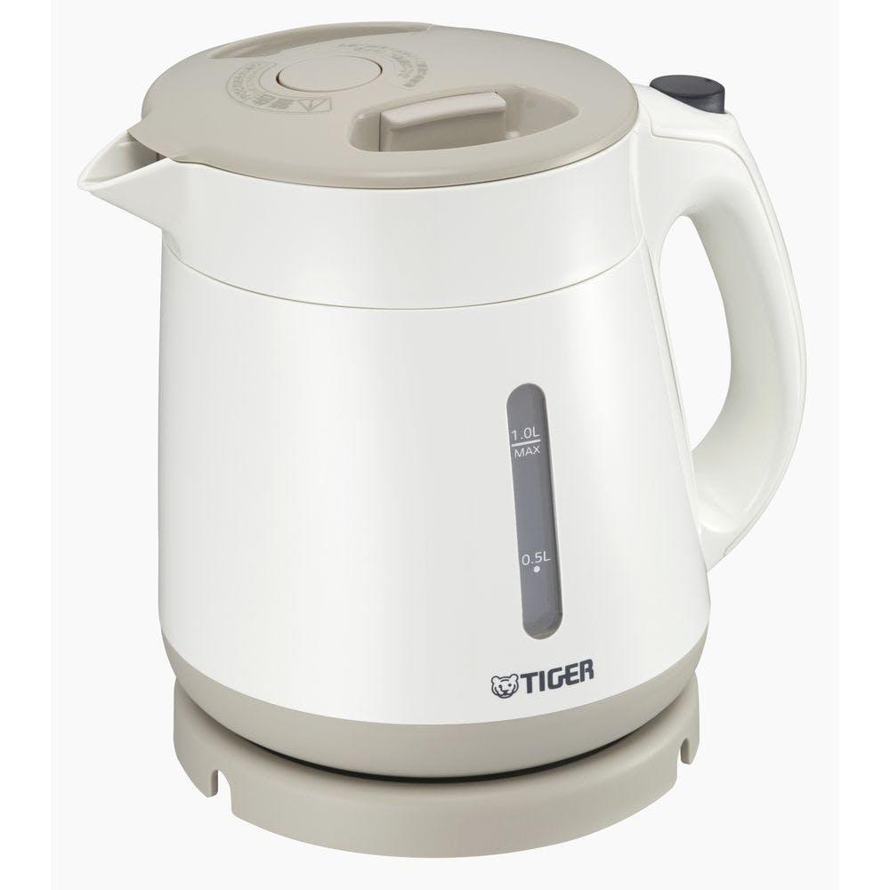 タイガー 家庭用電気ケトル わく子 PCI-G100C ベージュ, , product