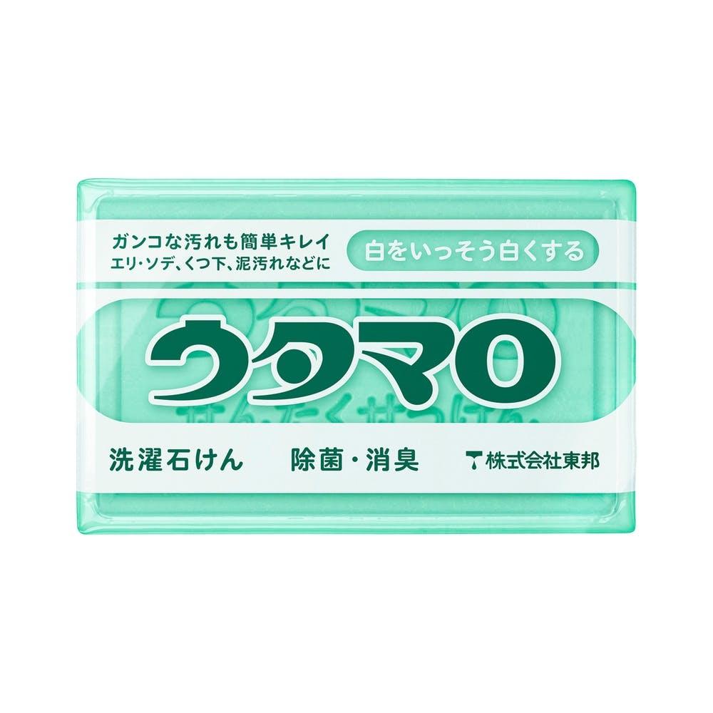 ウタマロ 洗たく石けん 133g 洗濯用固形石鹸, , product