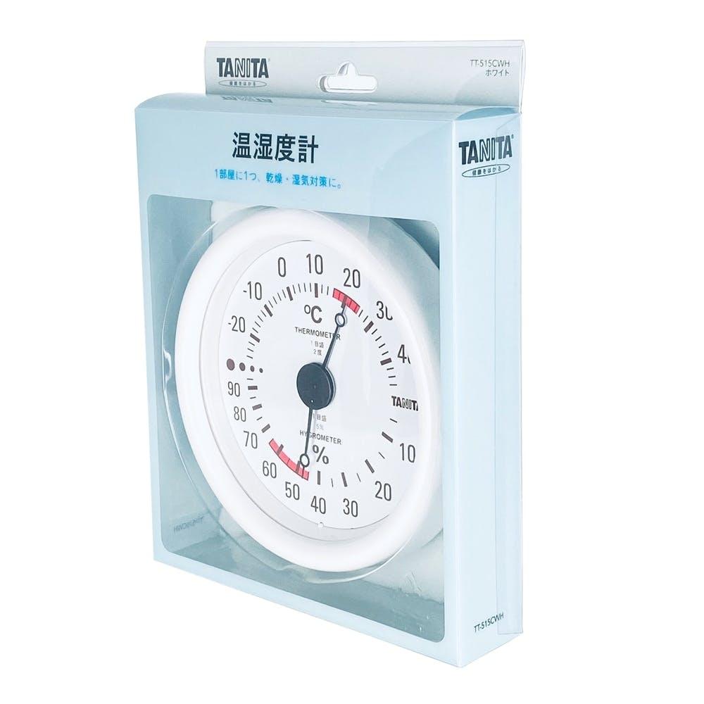 タニタ 温湿度計 CWH TT-515, , product