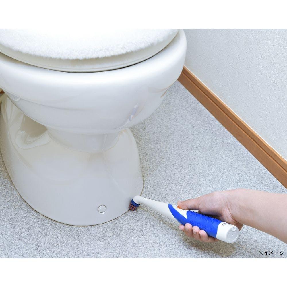 ソニックスクラバー バストイレ用ブラシ, , product