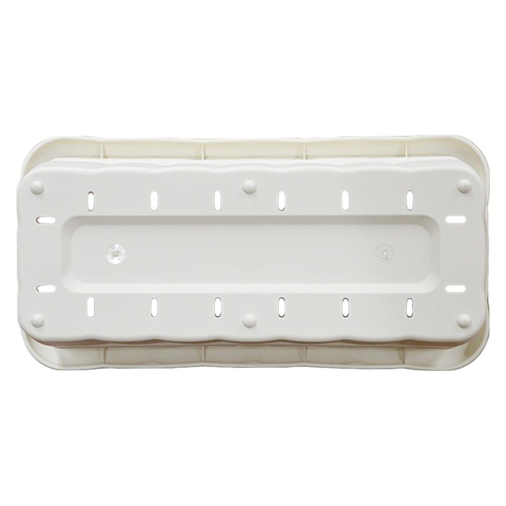 クイーンプランター 350型 ホワイト, , product