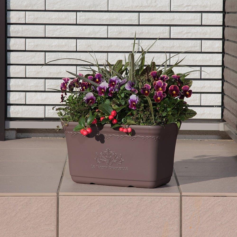 【店舗限定】セシルプランター 320型 アッシュブラウン, , product
