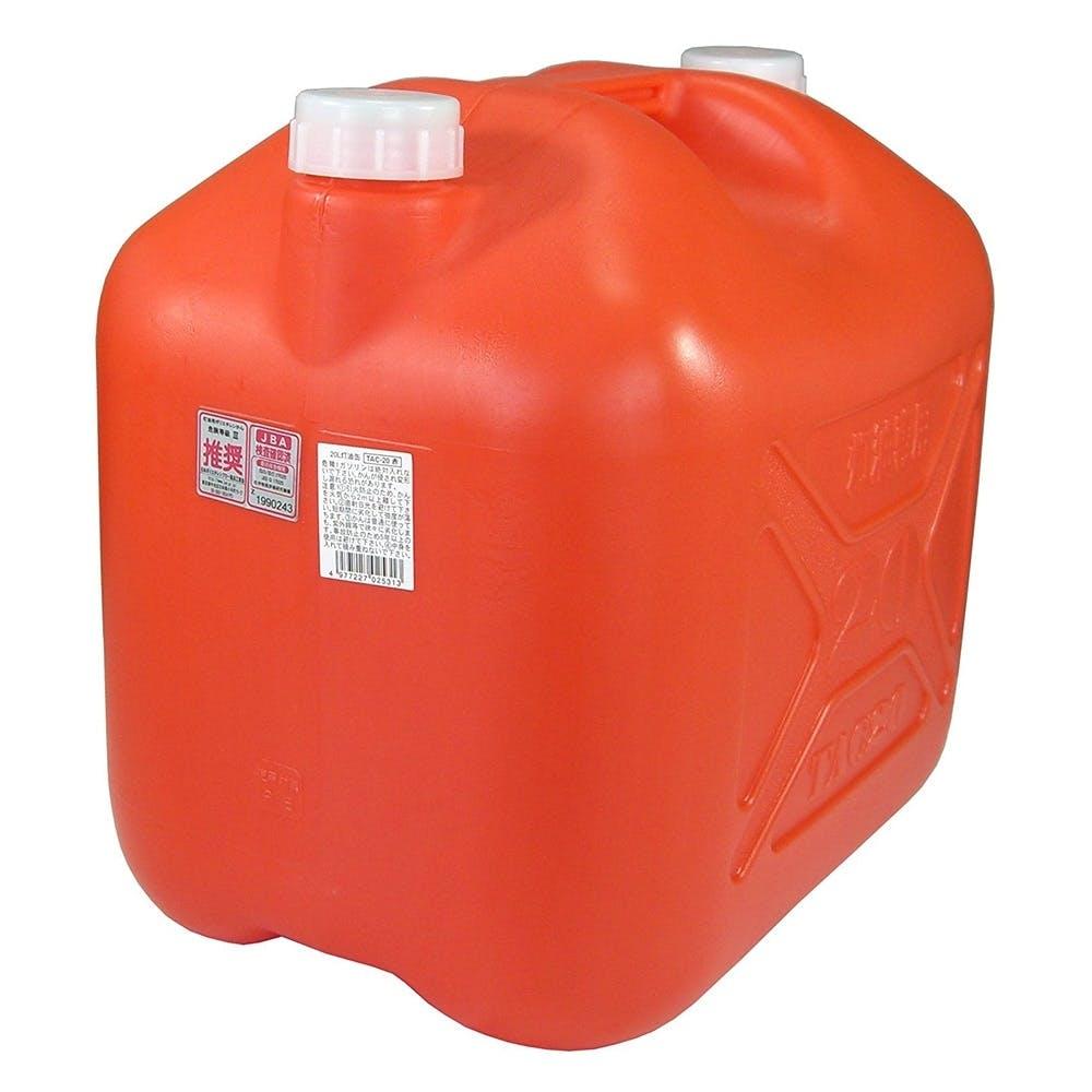 こだま 灯油ポリタンク 20L 赤, , product