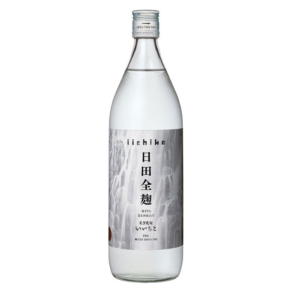 いいちこ 日田全麹 麦 25度 900ml【別送品】, , product