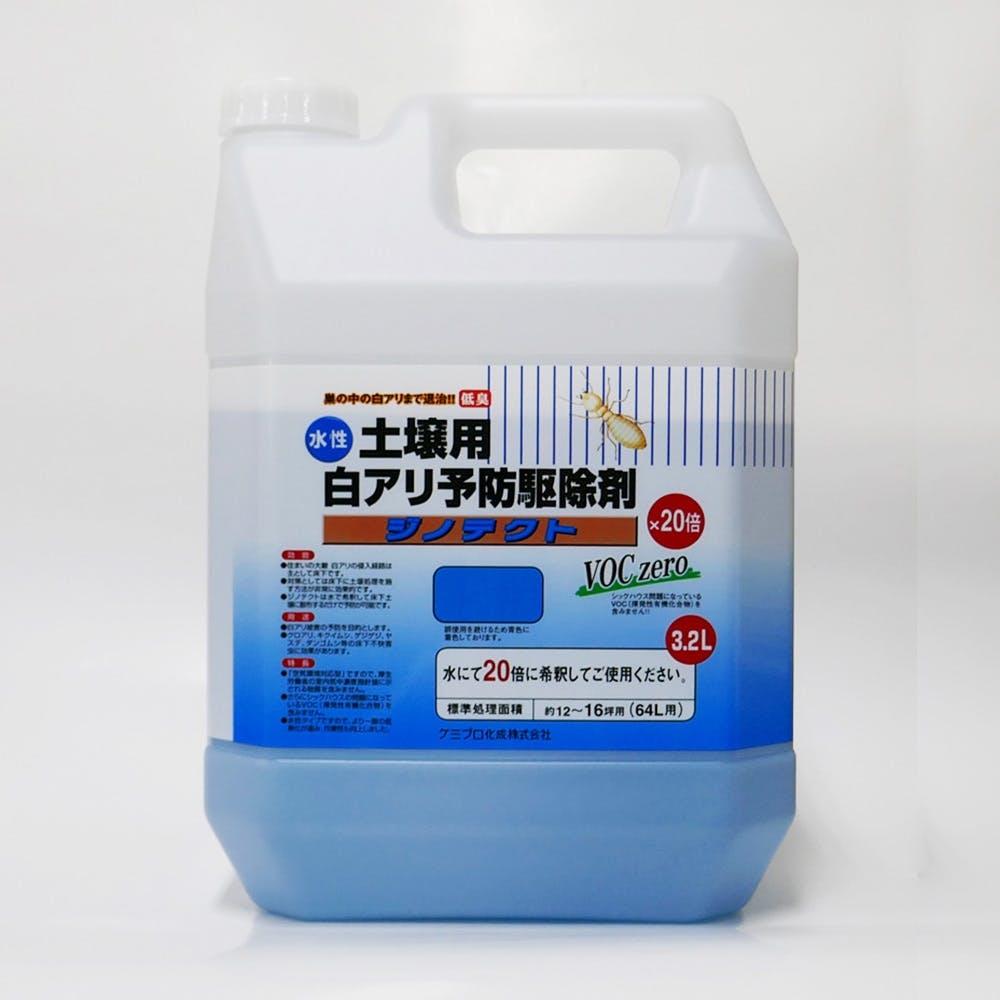 ジノテクト 土壌用 3.2L【別送品】, , product