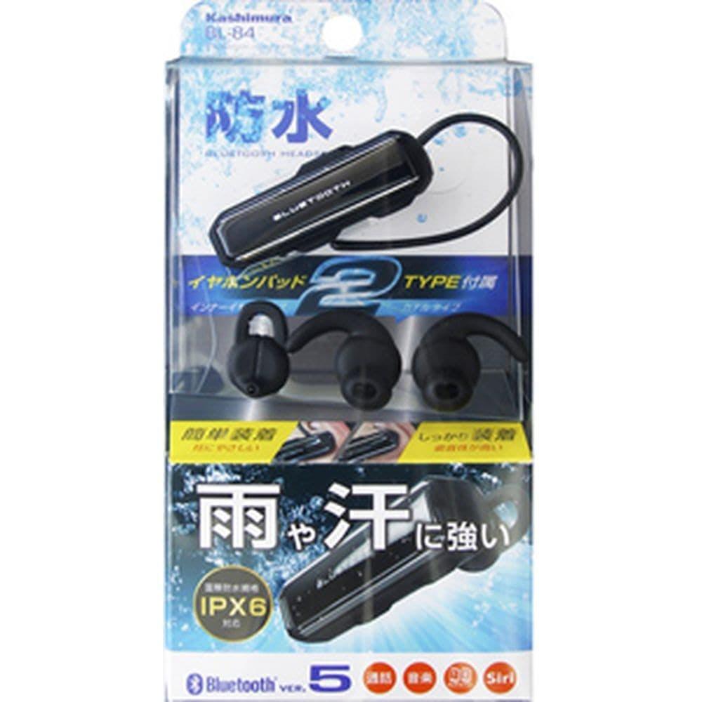 【店舗限定】カシムラ 防水 Bluetooth イヤホンマイク BL-84, , product