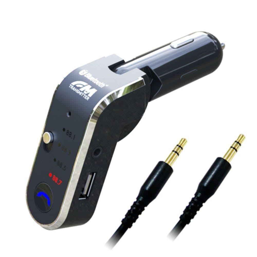 【店舗限定】カシムラ Bluetooth3.0 FMトランスミッター AUXケーブル付 KD-165, , product