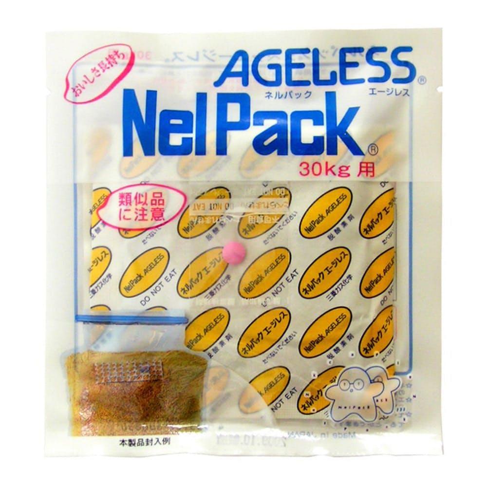 【店舗限定】ネルパック3 エージレス30kg用 1P (脱酸素剤), , product