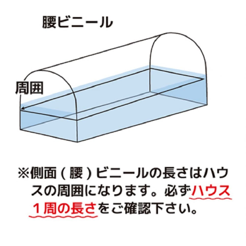 腰ビニール 0.1×150×20(片テハ), , product