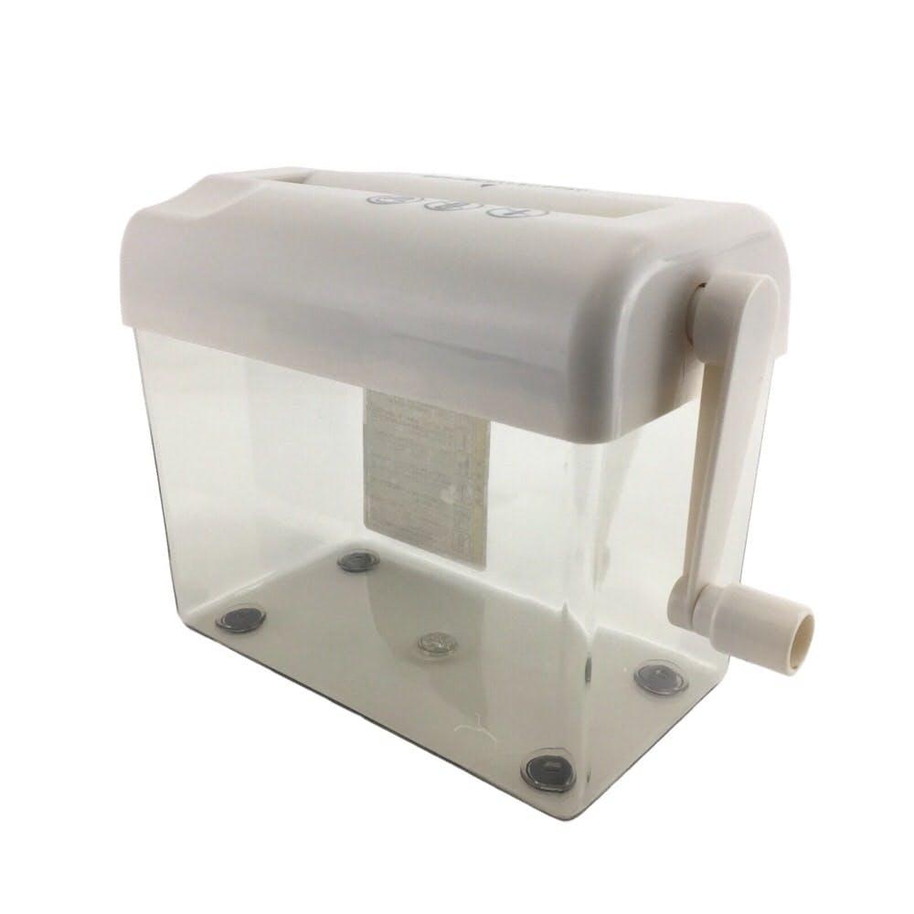 ミニハンドシュレッダー MHS-A60W, , product