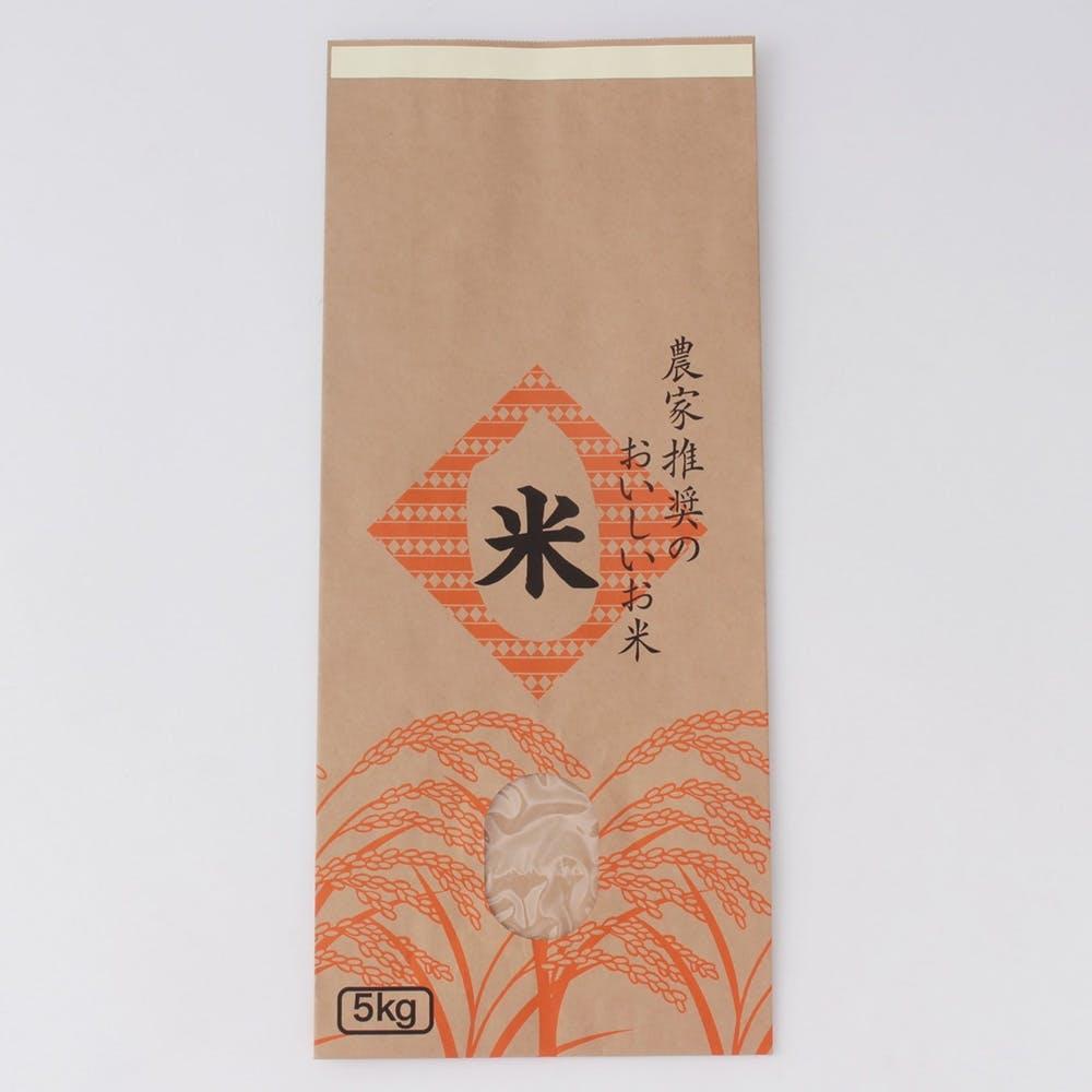 【店舗限定】ふるさと米 米袋 5kg (テープ), , product