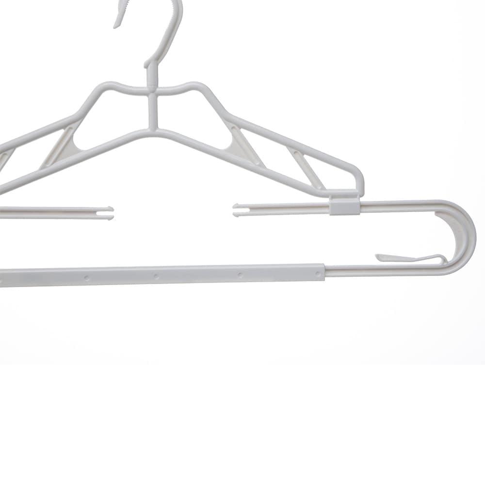 大判伸縮バスタオルハンガー 2本組 BH-2871, , product
