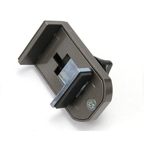 鍵付 サッシ用補助錠 ブロンズ 3P, , product