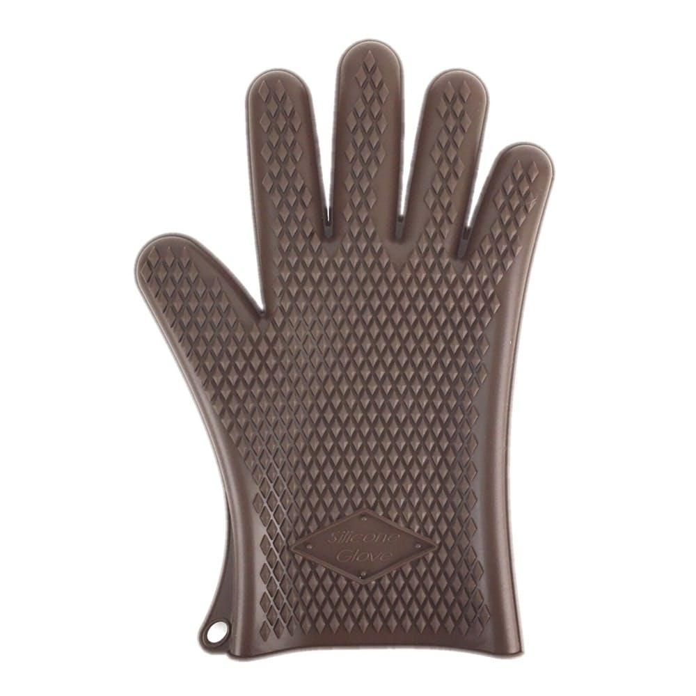 耐熱シリコーン ロング手袋 SLT-BR, , product