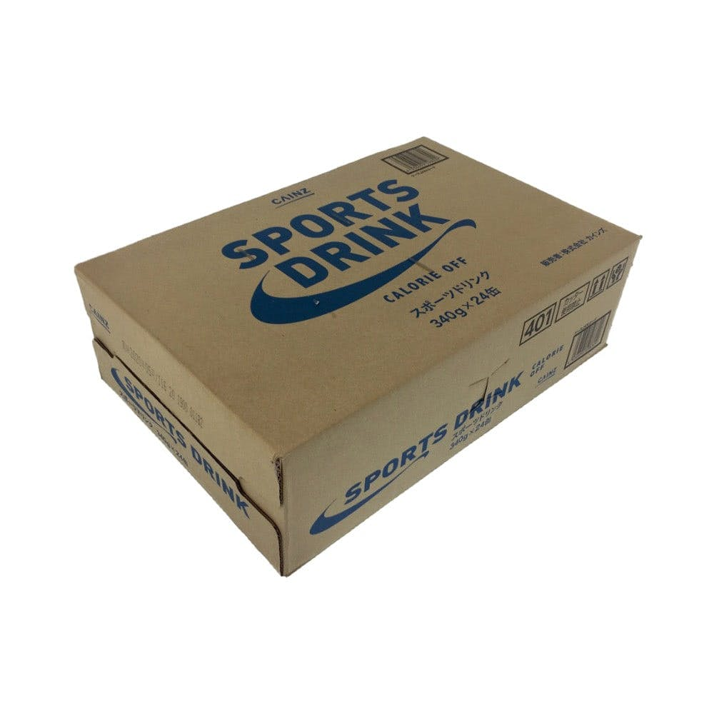 【ケース販売】カインズ スポーツドリンク 缶 340g×24本(1本あたり約37.5円), , product
