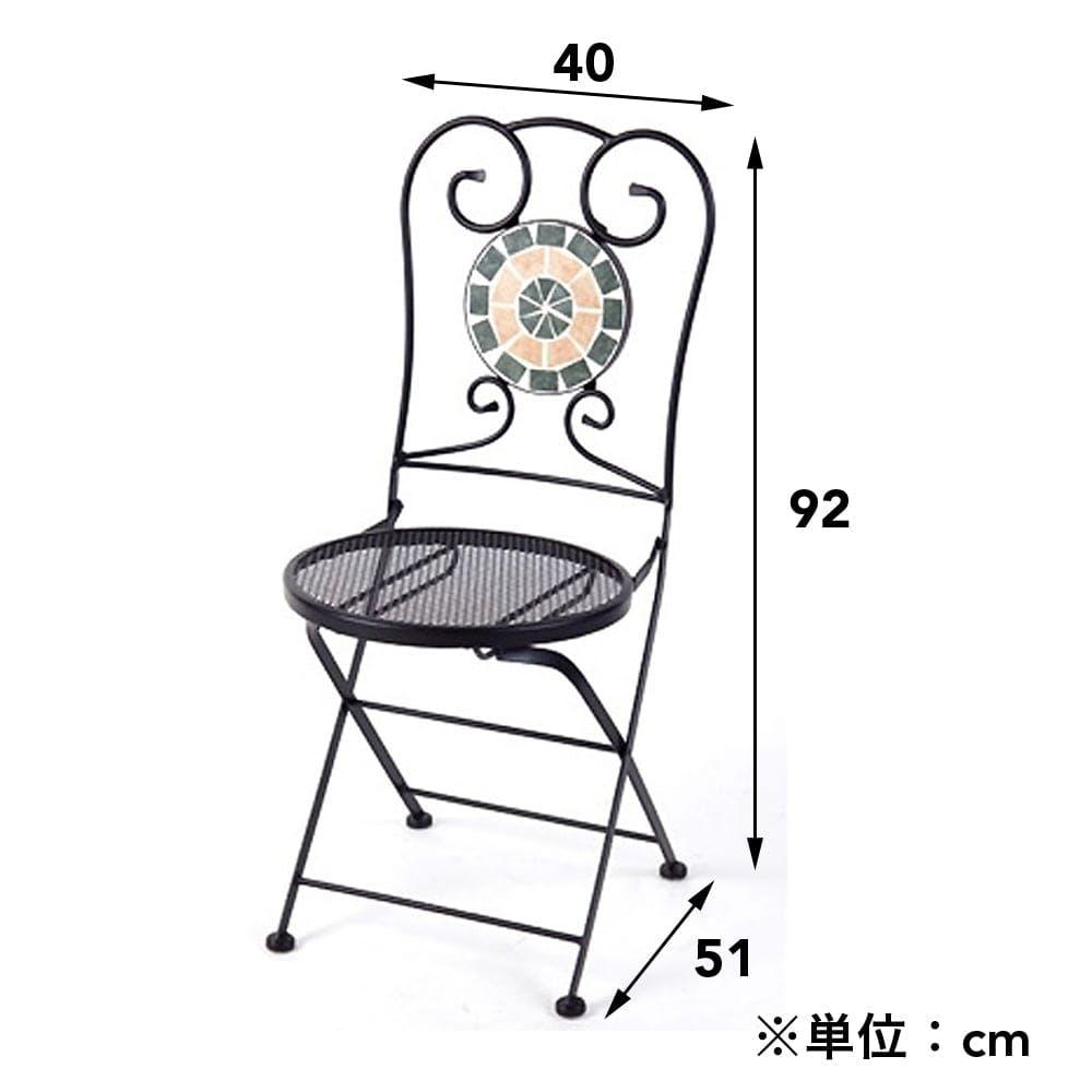 【店舗限定】モザイクチェア 2脚セット, , product