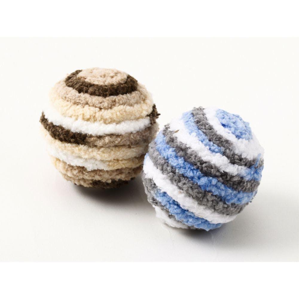 キャット玩具 ボール2P, , product