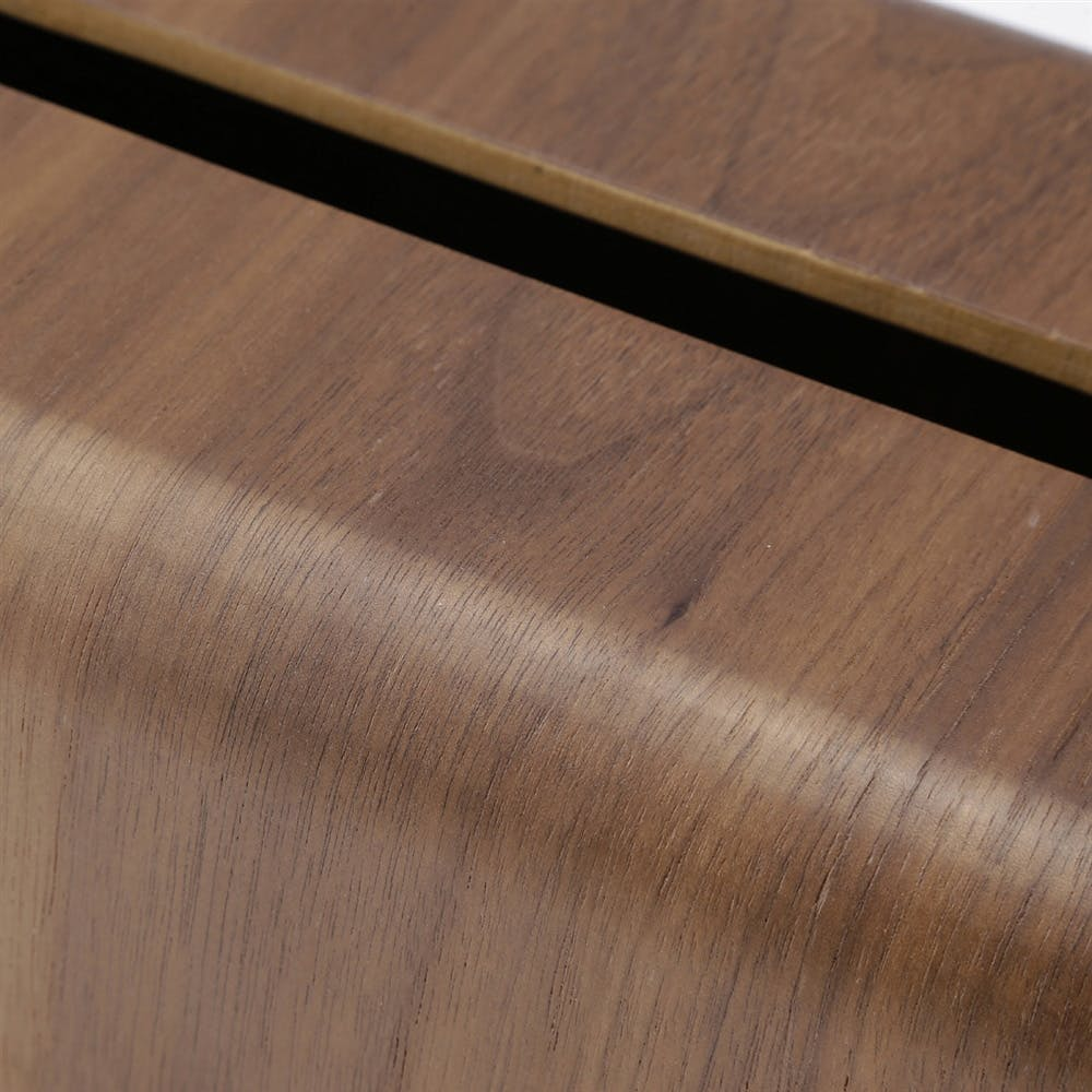 木製ティッシュケース ブラウン, , product
