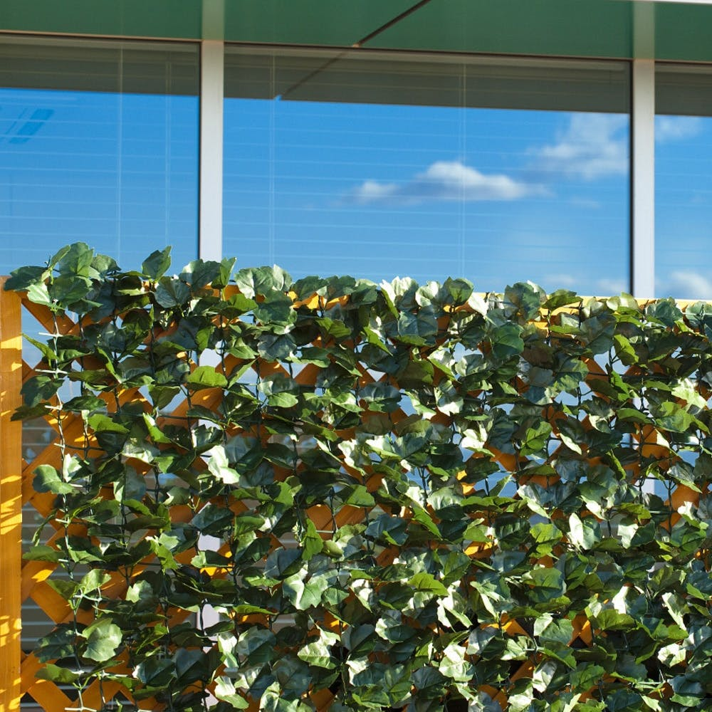 目隠しグリーンフェンス 1×2m グリーン, , product