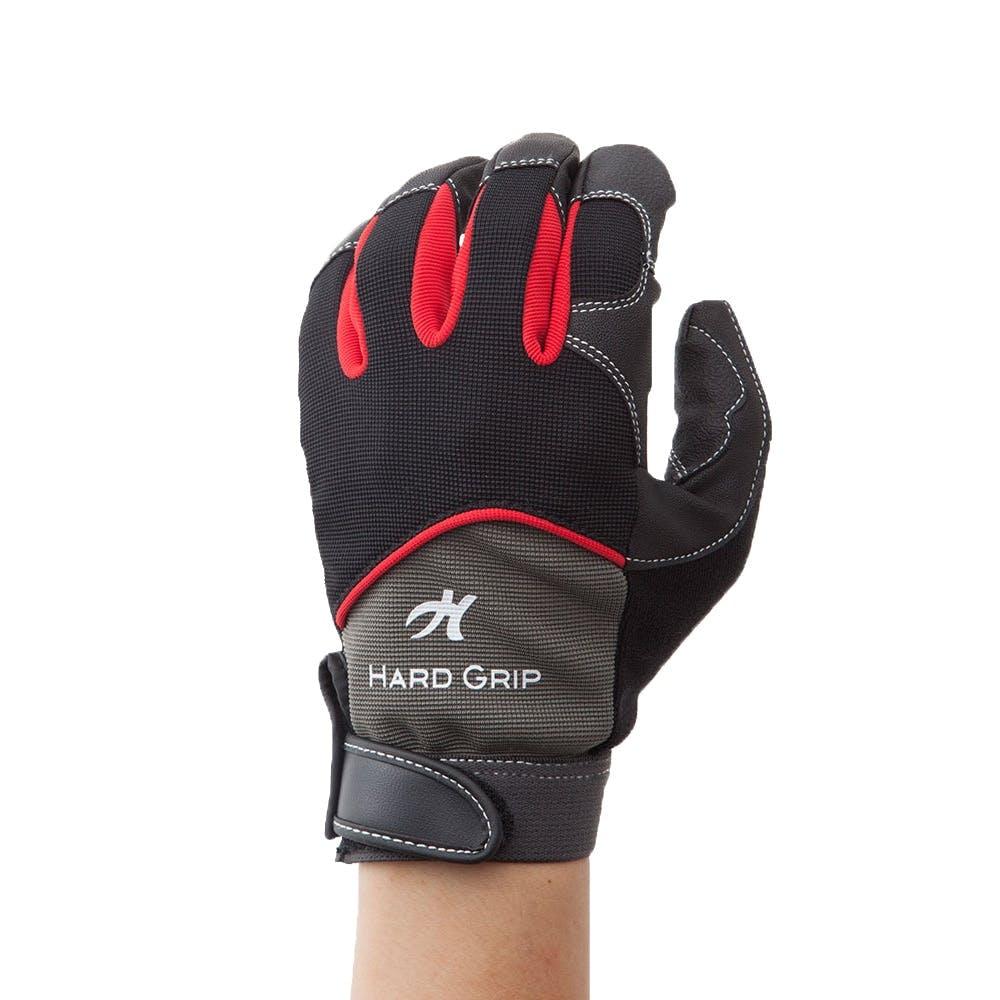HARD GRIP 湿気を逃がすPU手袋 M, , product
