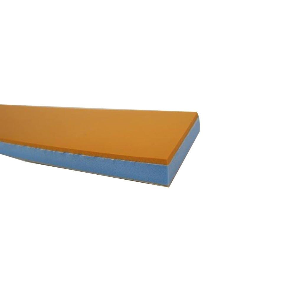 仕上バッカー ブルー・オレンジゴム糊付, , product