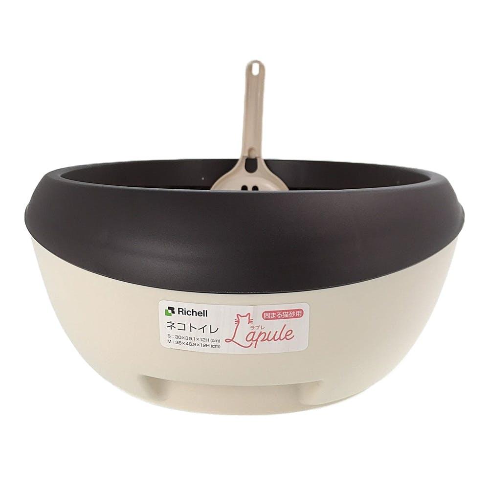 ラプレ ネコトイレ S ダークグレー, , product