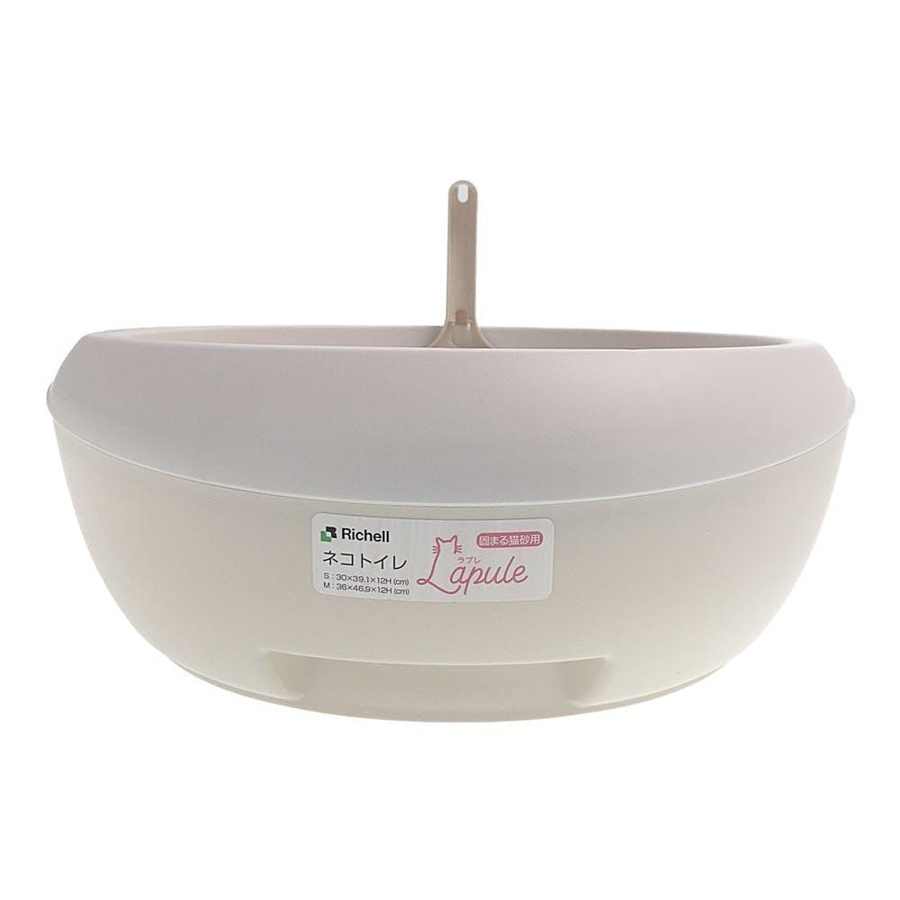ラプレ ネコトイレ M ホワイト, , product