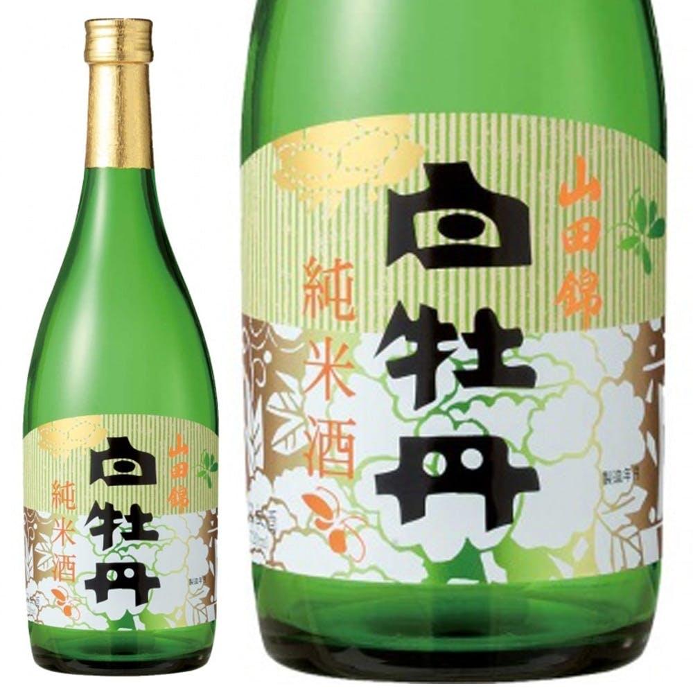 白牡丹 山田錦 純米酒 720ml【別送品】, , product