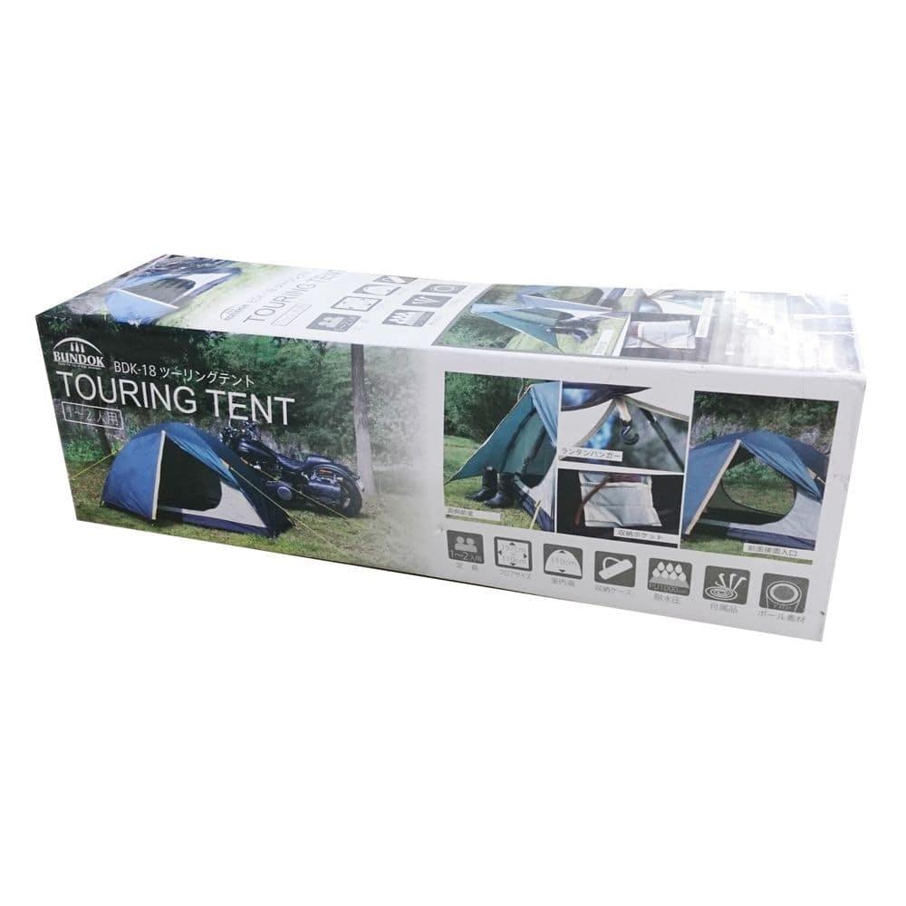 カワセ BUNDOK ツーリングテント UV BDK-18, , product