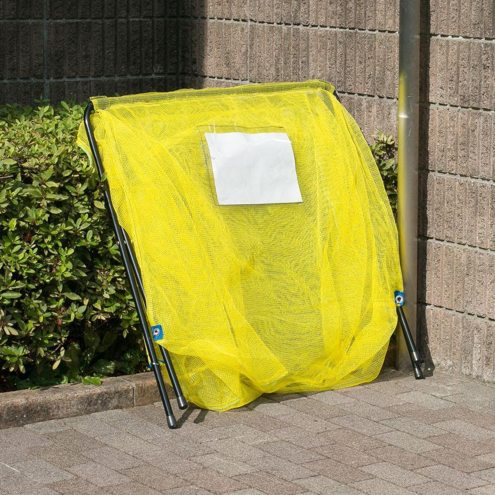 折りたたみ式カラスネット ゴミX, , product