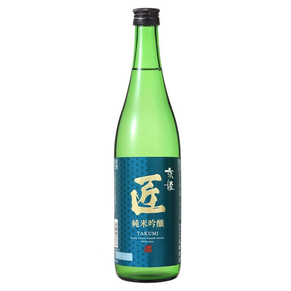 純米吟醸 匠 瓶 720ml【別送品】, , product