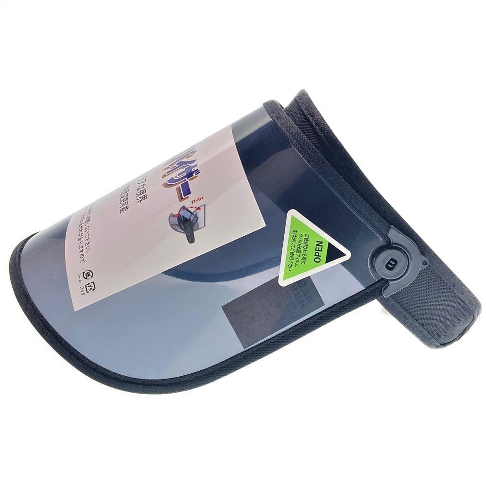 可動式サンバイザー ブラック, , product