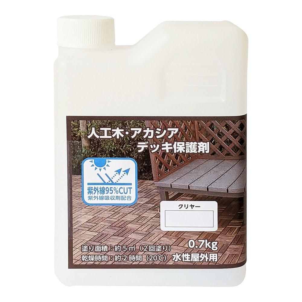 人工木・アカシアデッキ保護剤 0.7kg, , product