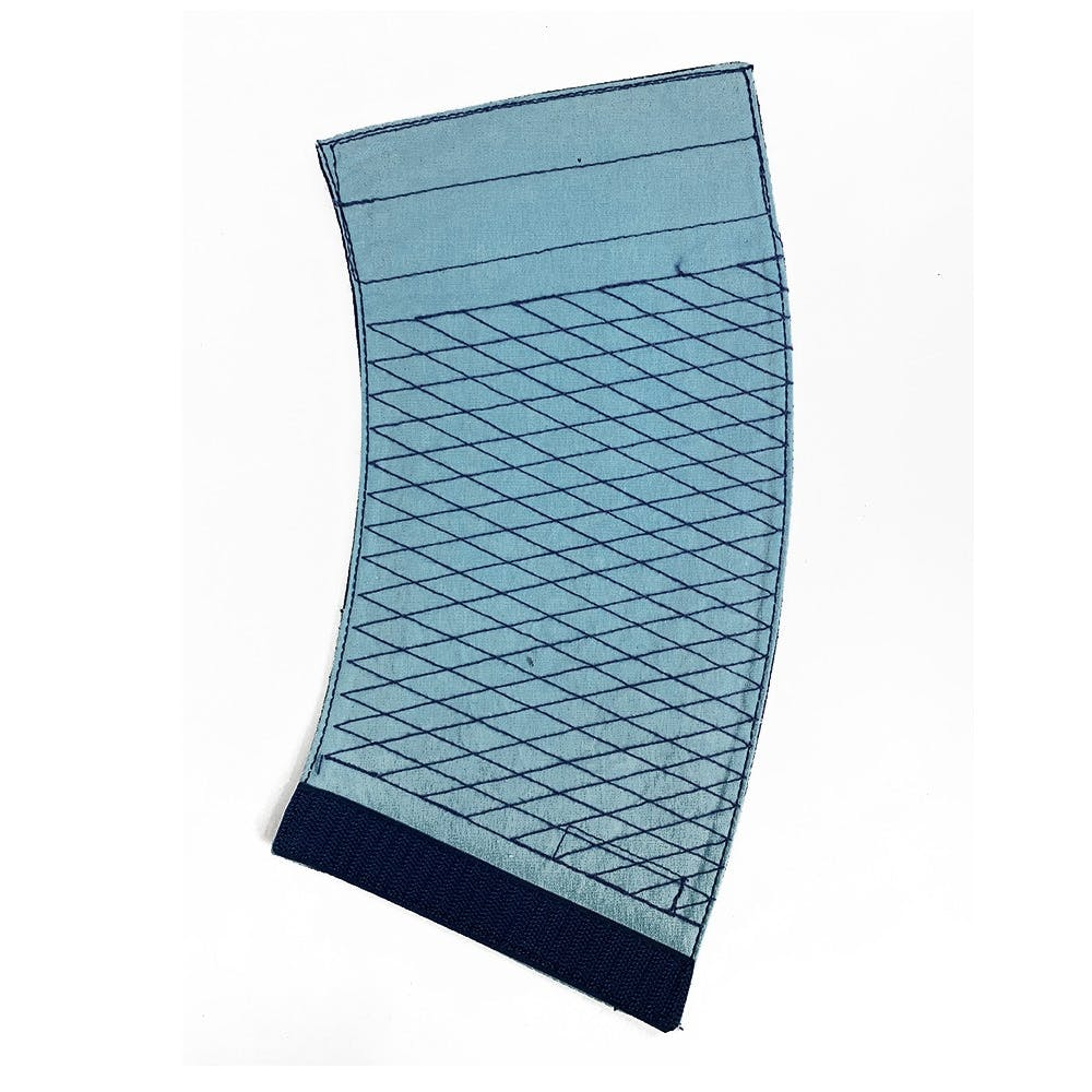 黒鷲 手甲 7型マジック 紺, , product