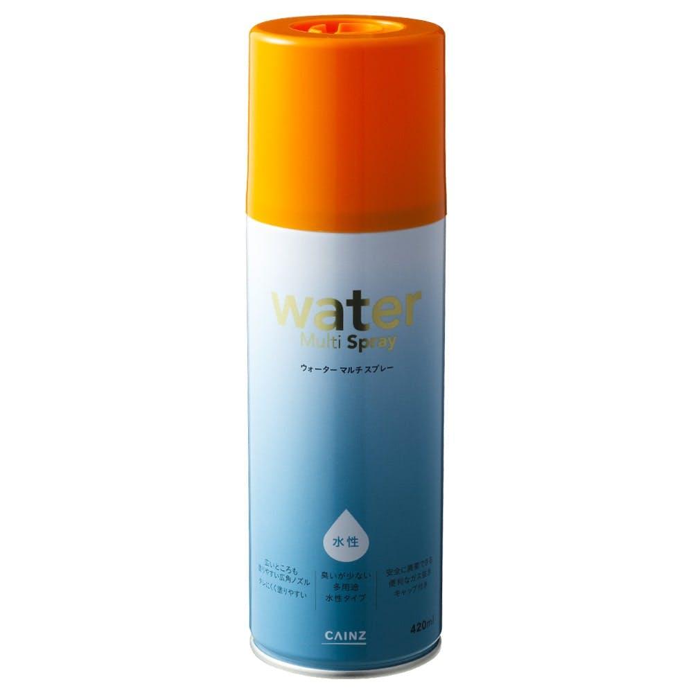 ウォーターマルチスプレー 420ml オレンジ, , product