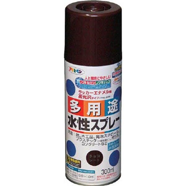 水性多用途スプレー 300ml チョコレート色, , product
