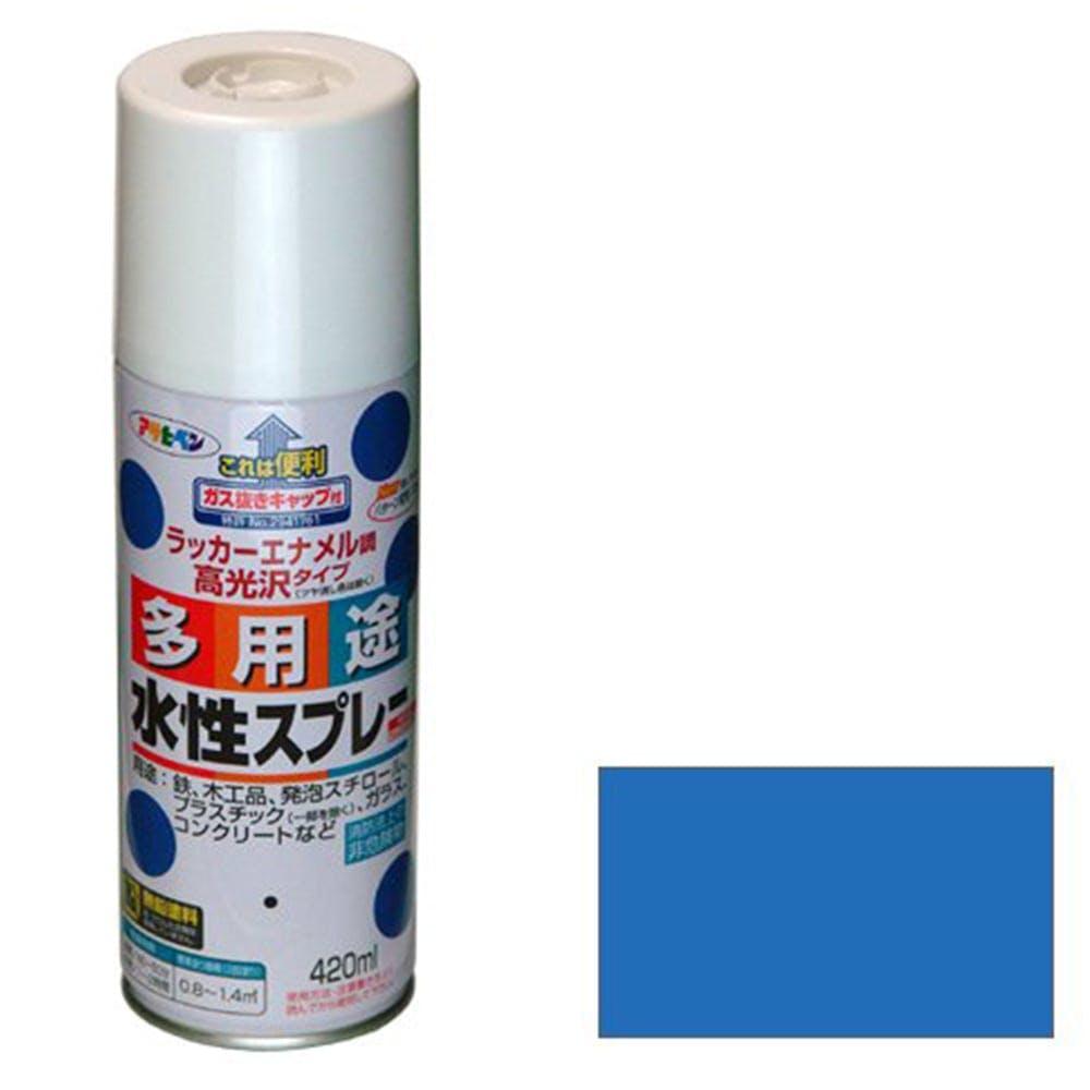 水性多用途スプレー 420ml スカイブルー, , product