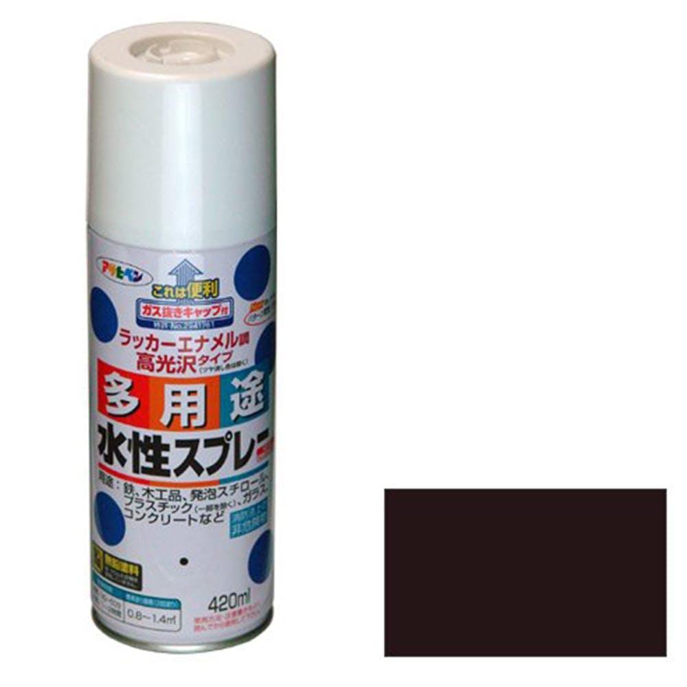 水性多用途スプレー 420ml チョコレート色, , product