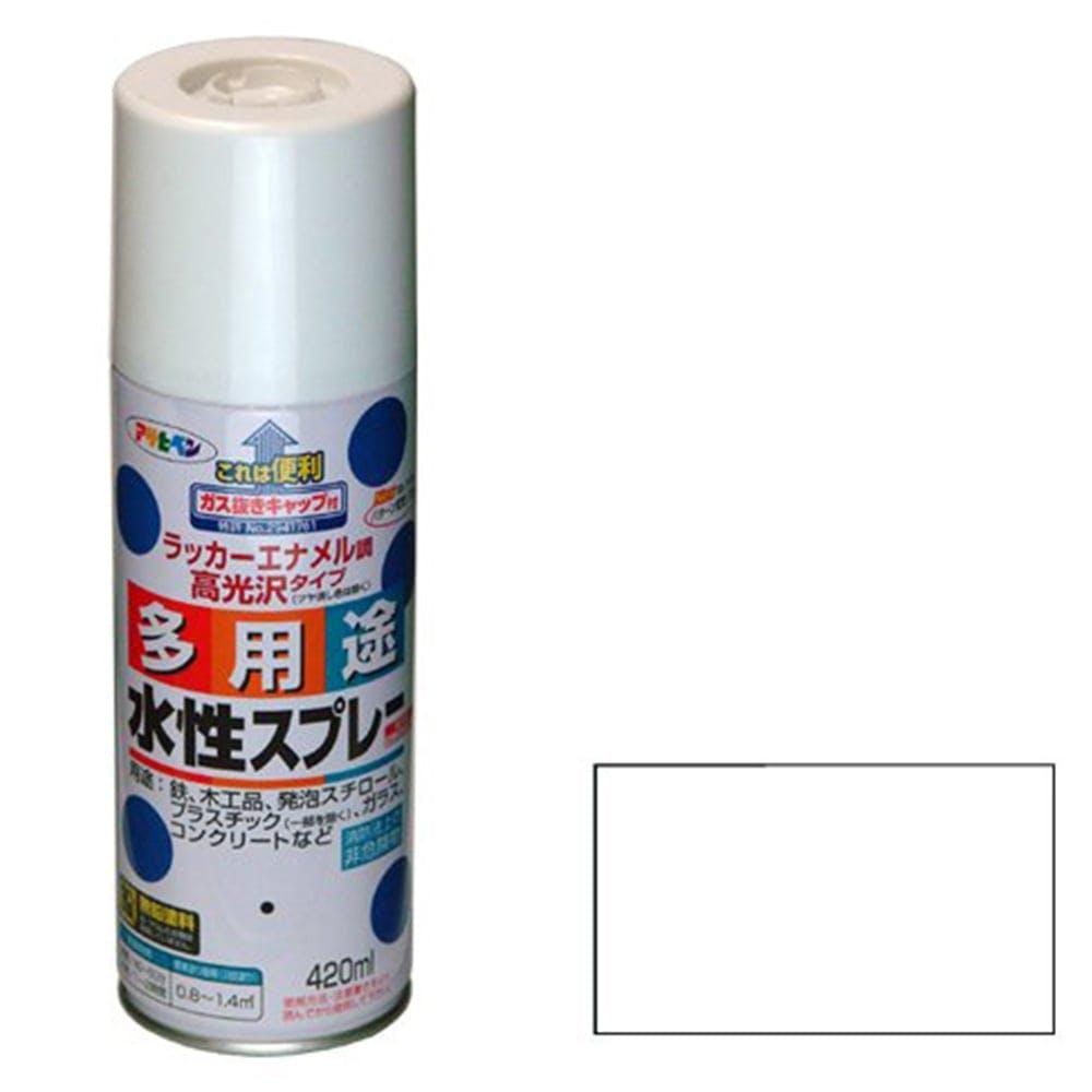 水性多用途スプレー 420ml クリヤ, , product
