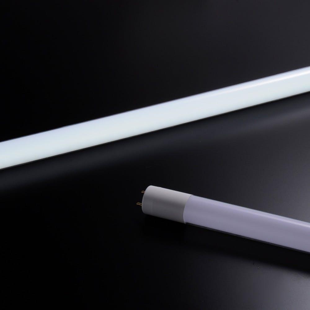 オーム電機 直管LEDランプ 15形相当 G13 昼光色 グロースタータ器具専用 片側給電仕様 LD, , product