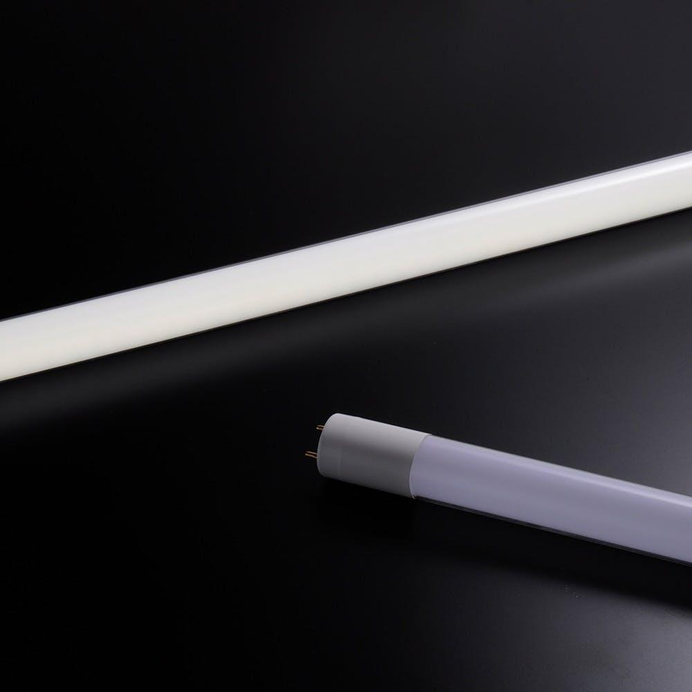オーム電機 直管LEDランプ 20形相当 G13 昼白色 グロースタータ器具専用 片側給電仕様 LD, , product