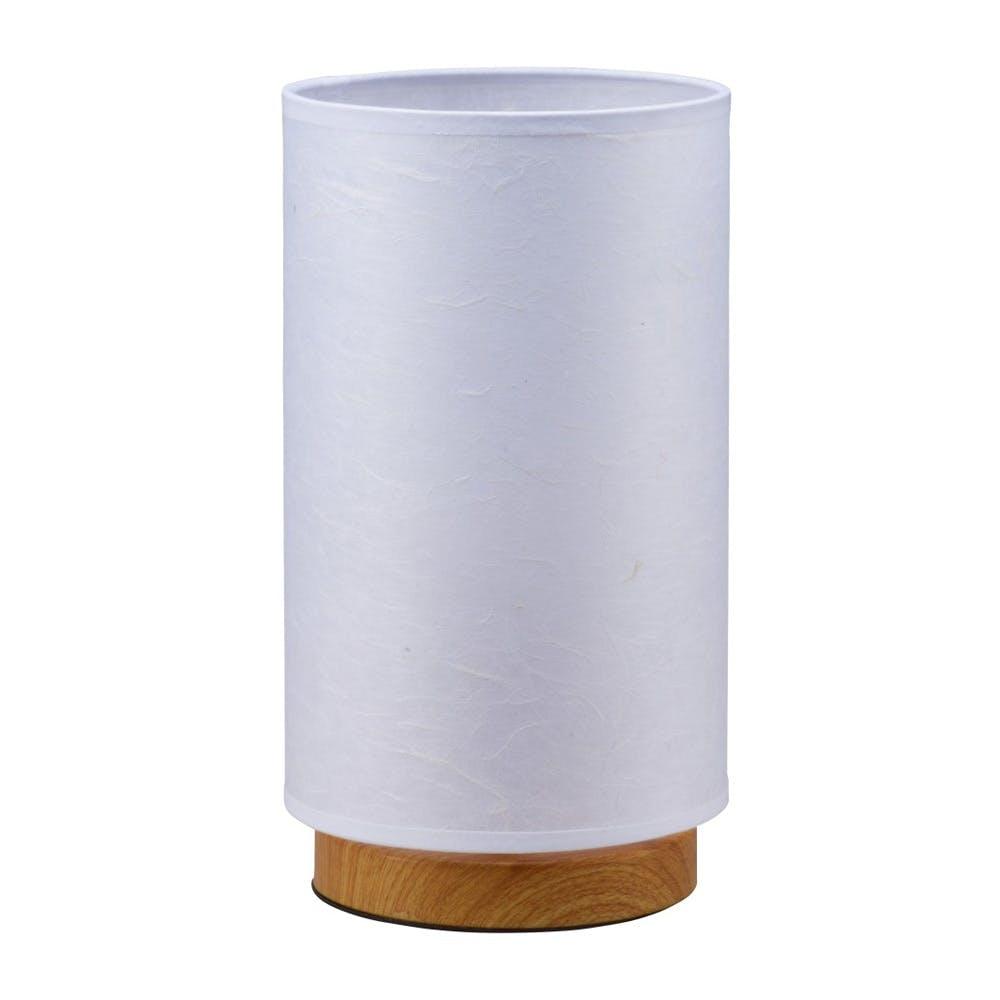 オーム電機 和風スタンド 円柱形タイプ 紙セード 電球別売 TT-WN10AW 06-1394, , product