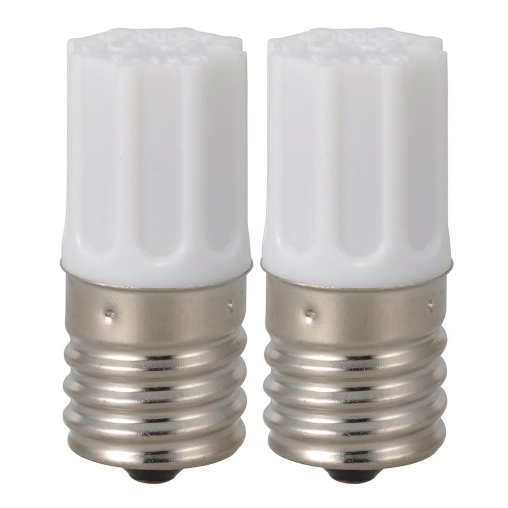 オーム電機 グロー球 10~30ワット用 2個入 FG-1E-2PC, , product