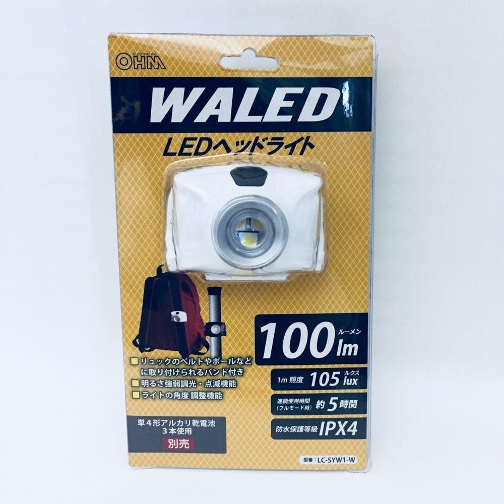 LEDヘッドライト100 白, , product
