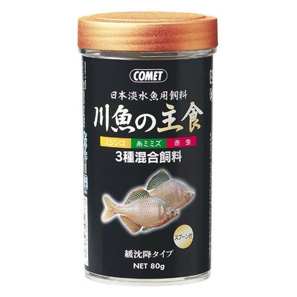 イトスイ コメット 川魚の主食 80g, , product