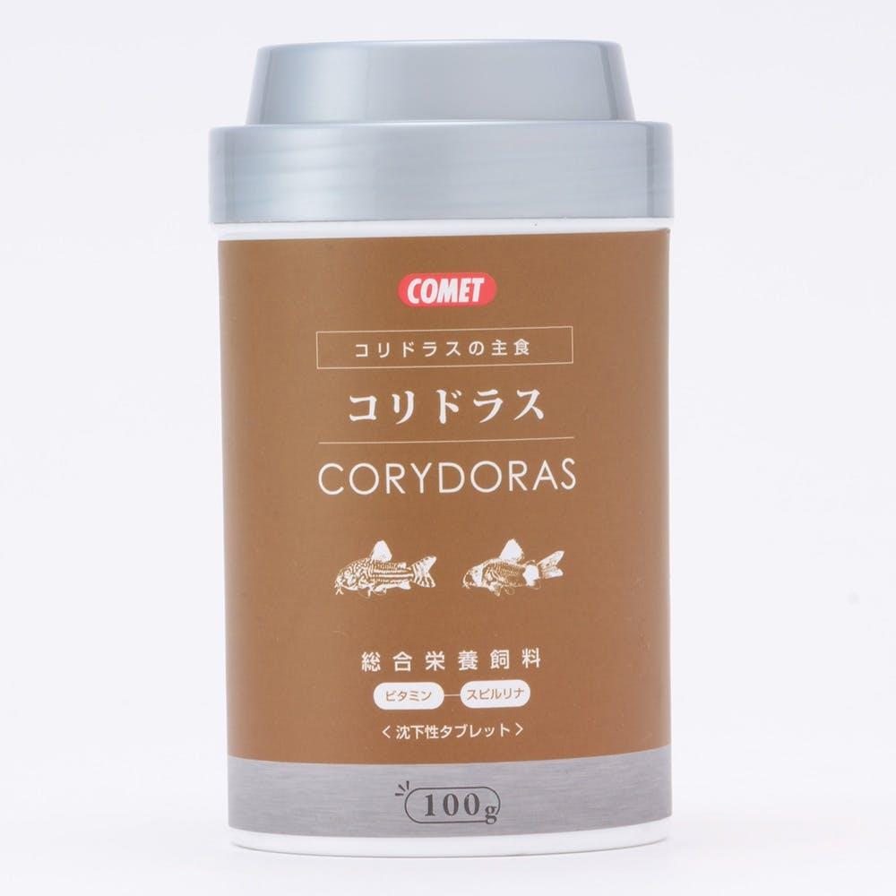 イトスイ コメット コリドラスの主食 100g, , product