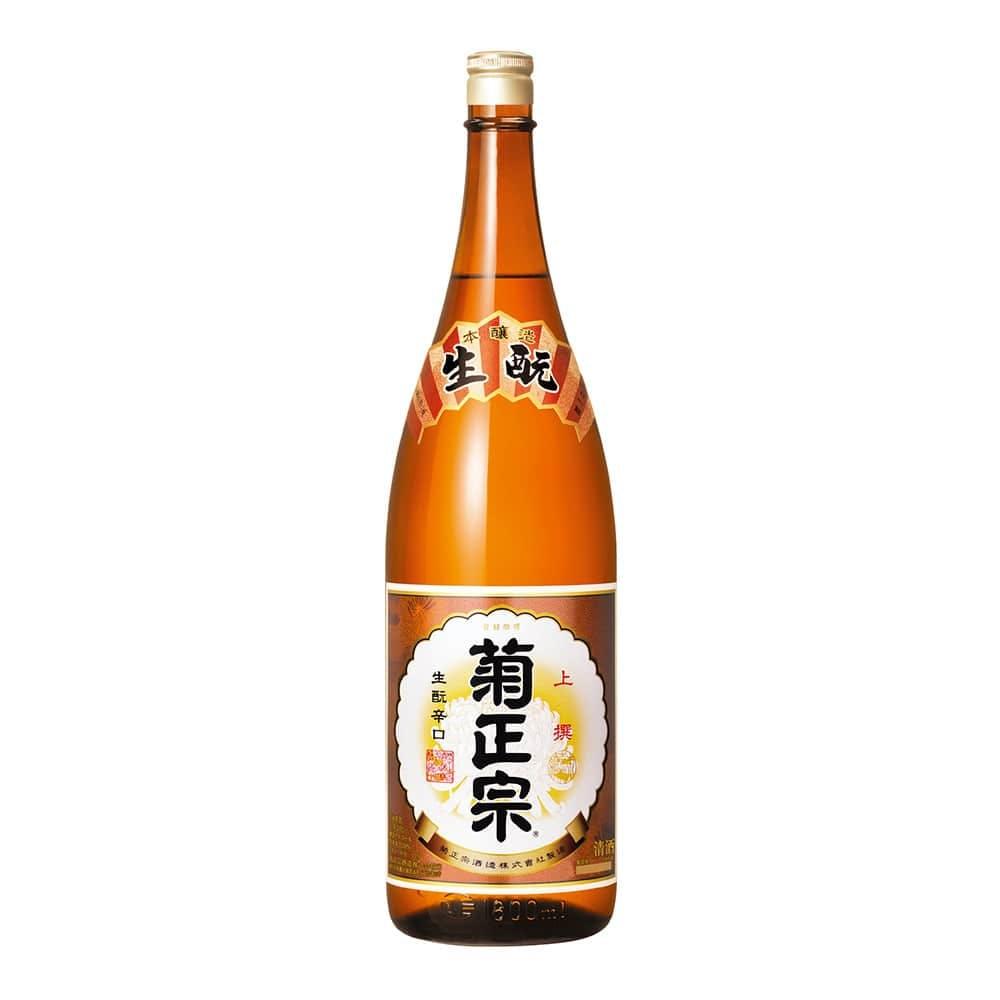 菊正宗 上撰 1800ml【別送品】, , product
