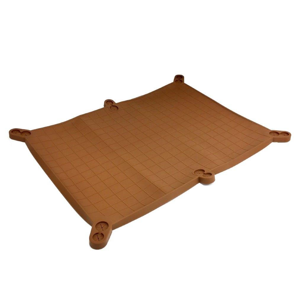 トイレマット04 ワイド/ブラウン, , product