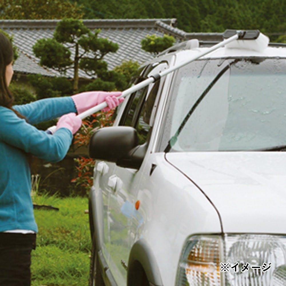 タカギ 伸縮型パチット洗車ブラシ G271, , product